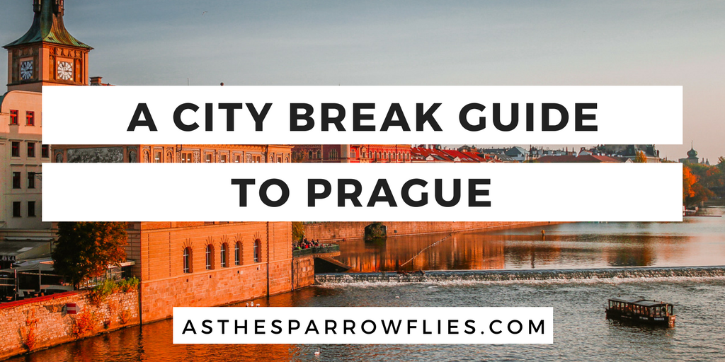 A three day Prague itinerary - culture, castles and Czech charm | As The Sparrow Flies