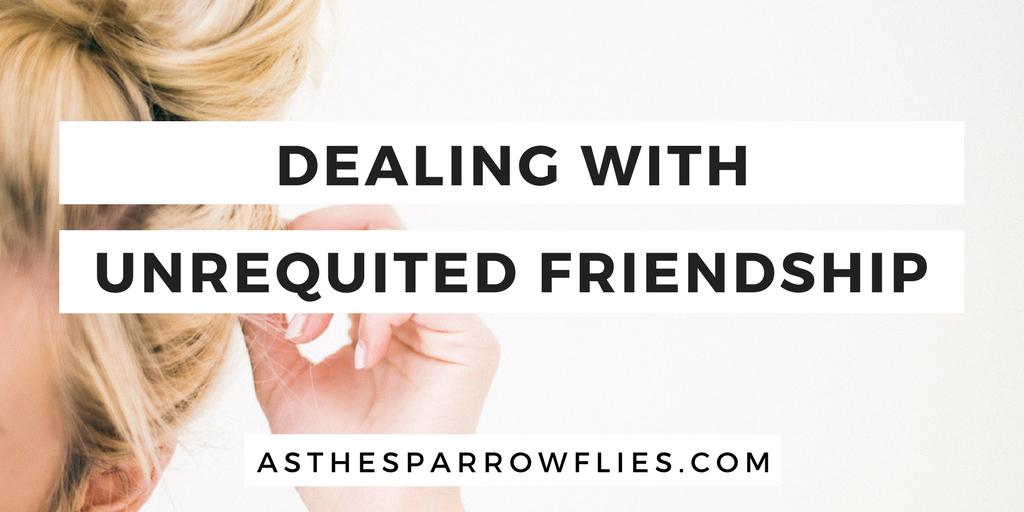 unrequited love friend
