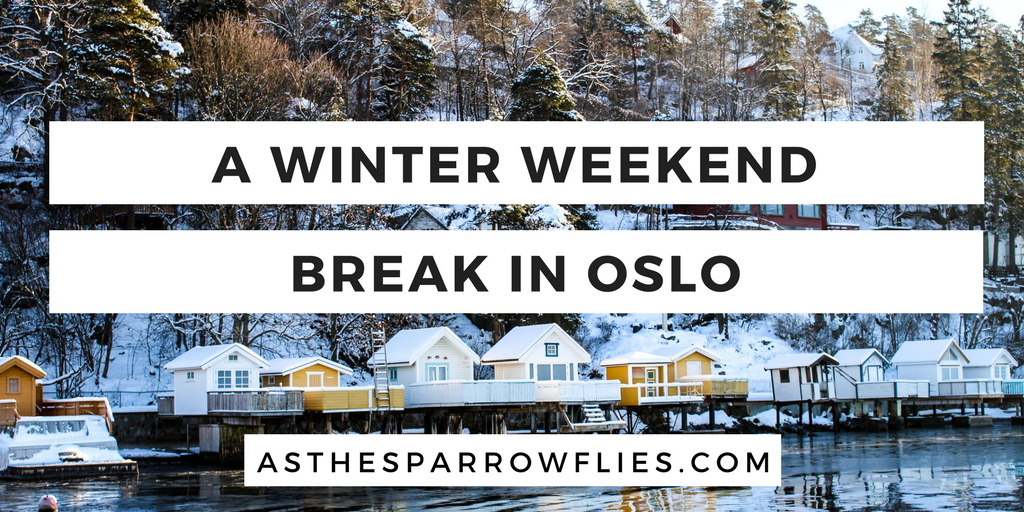 10 pictures that will make you want to book a winter weekend break in Oslo | As The Sparrow Flies