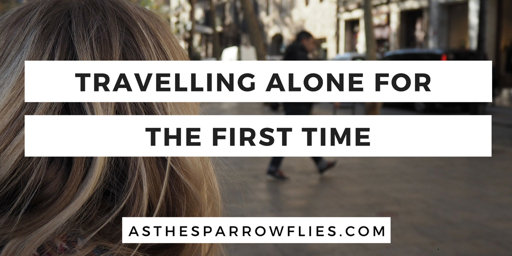 I went travelling alone for the first time - here's how it went down